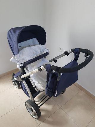 Conjunto de carro de bebé
