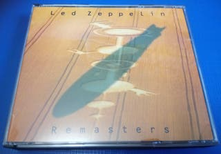 LED ZEPPELIN - Remasters. 2cd
