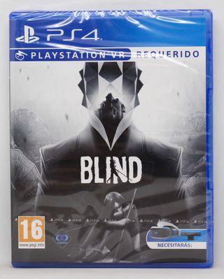 Blind PlayStation 4 VR PAL España nuevo