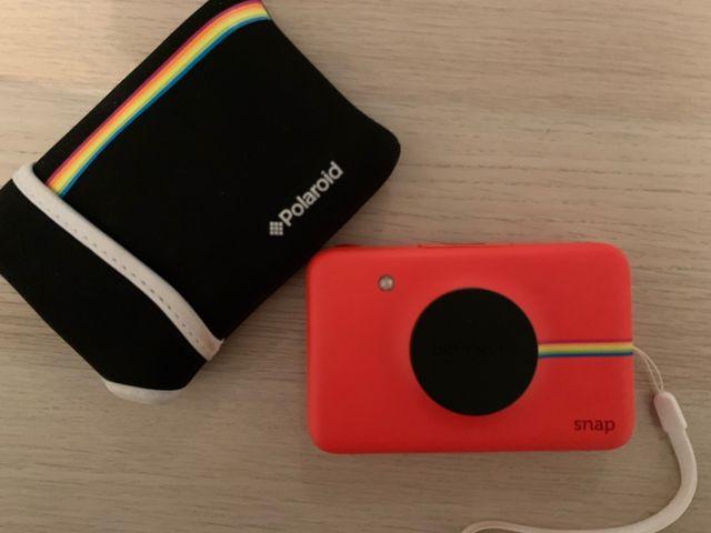 Cámara instantánea Snap Polaroid