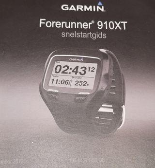 GARMIN FORERUNNER 910XT Y DOMYOS 300