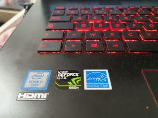 portatil gaming ASUS rog