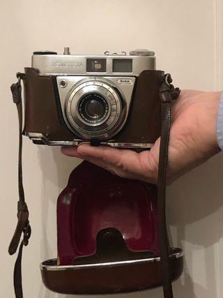 Cámara Kodak retinete IA