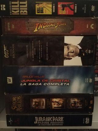trilogías DVD