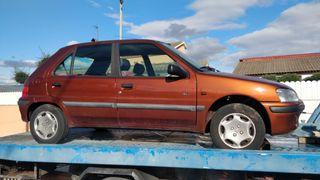 despiece Peugeot 106 1.1 gasolina