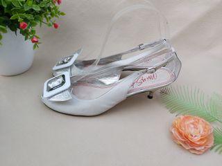 sandalias de piel marca Miss Sixty Talla 36