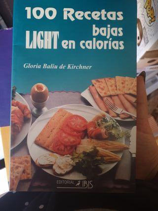 libro recetas bajas en calorías
