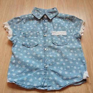 Camisa vaquera 18-24 meses