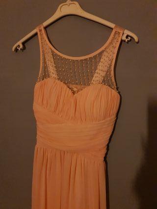 vestido de fiesta sin usar
