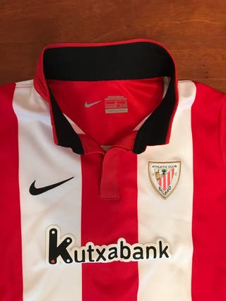Equipacion fútbol Athletic Ckub.