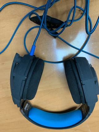 Auriculares PC Trust Gaming GXT 363