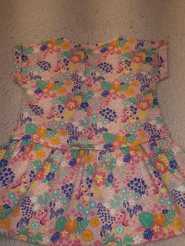 Vestido Talla 18 a 24 meses
