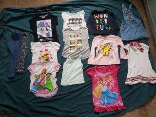 Girls 1-6yrs Clothing Bundle
