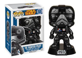 Funko pop the fighter pilot star wars