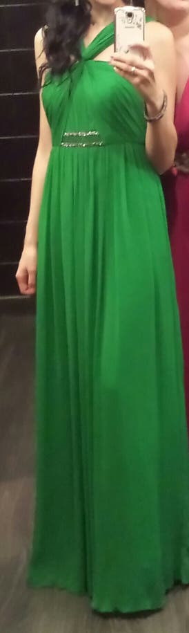 vestido fiesta tintoreto