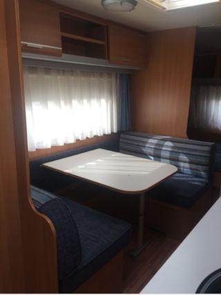 Vendo Caravana Sun Roller Jazz 490cp con Mover