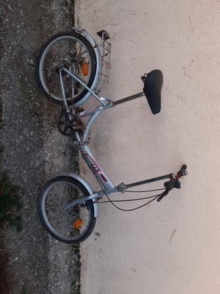 bicicleta URBAN
