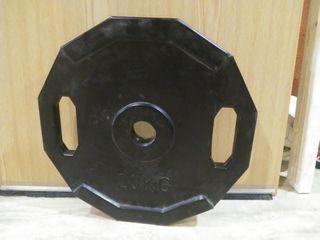 Discos pesas gym