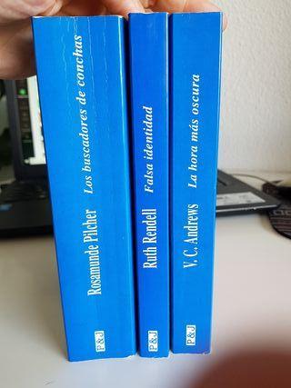 Lote 3 Novelas Plaza y Janes