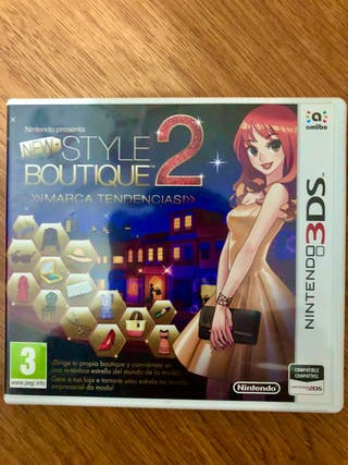 NEW STYLE BOUTIQUE 2 - NINTENDO 3DS