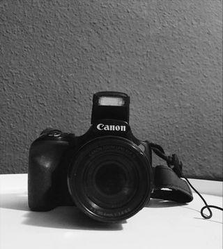 Cámara digital canon powershot sx520 hs