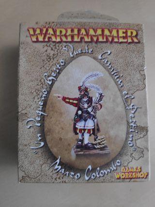 Marco Colombo miniatura Warhammer Fantasy