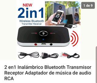 transmisor y receptor bluetooth
