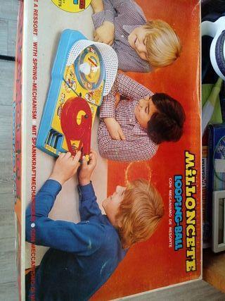 milloncete airgam juguete antiguo