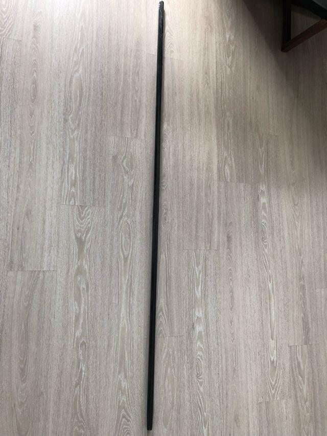 Barra cortina IKEA HUGAD 210-385