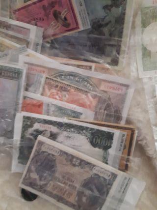 monedas y billetes de la historia de Asturias