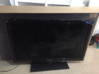Vendo televisión