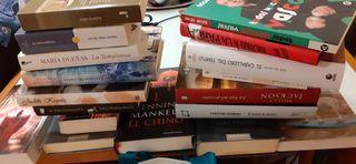 Novelas (lote completo)