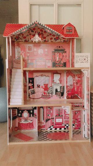 Casa de muñecas monster high