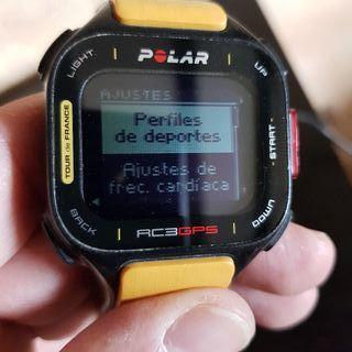 PULSOMETRO POLAR RC3 TOUR DE FRANCE