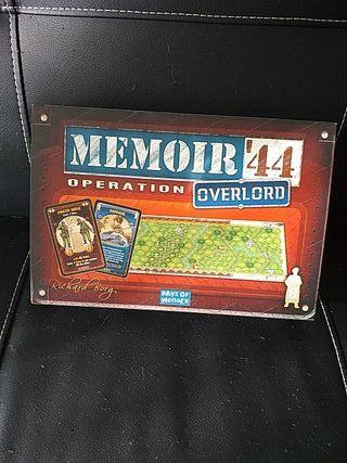 expansion overlord para wargame memoir 44