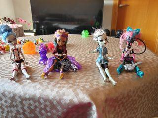 Muñecas Monsterhig