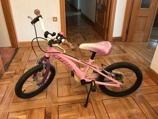Bicicleta niña BH California