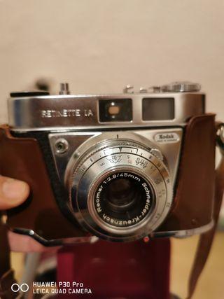 cámara vintage Kodak preciosa