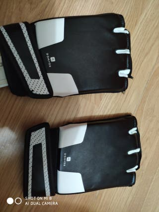 guantes para saco o MMA