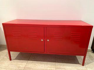Mueble o armario de metal para almacenaje/TV