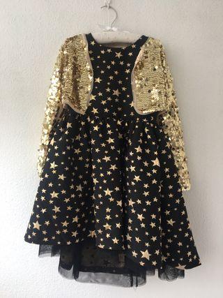 Vestido fiesta niña