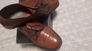 Zapato Andrea Chenier Marrón