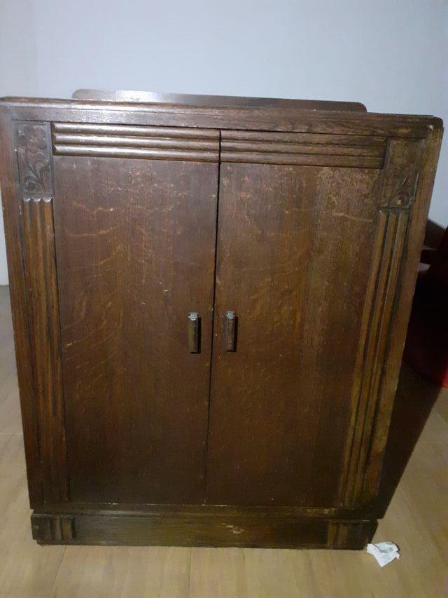mueble vintage años 50