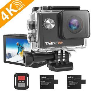 Cámara acción 4K UHD ThiEYE i60+ 20 Megapíxeles