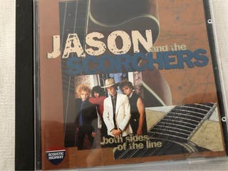 CD Jason and the Scorchers. Both Sides of the Line
