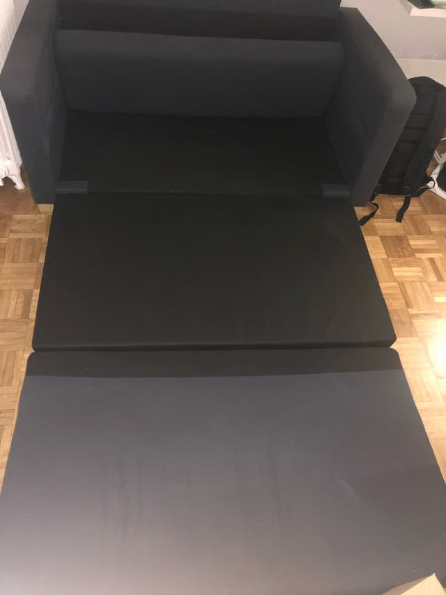 Sofá cama SOLSTA Ikea