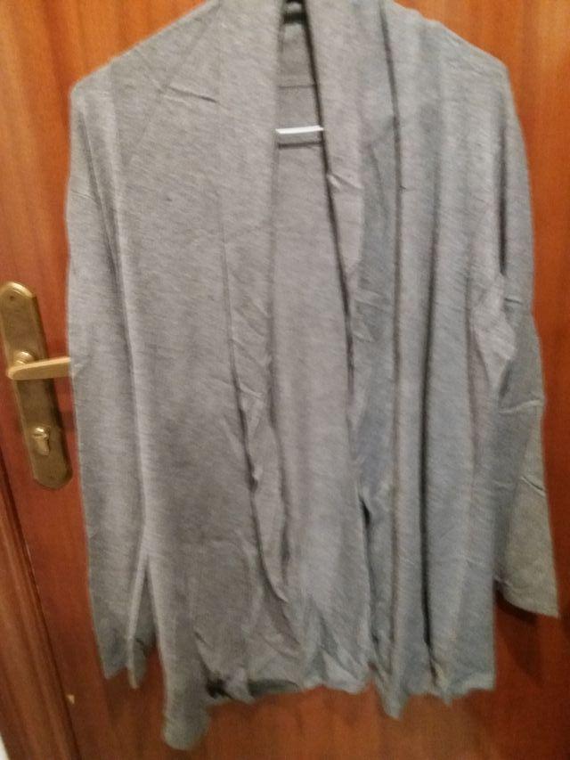 chaqueta larga talla unica