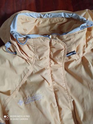 chaqueta esquí columbia