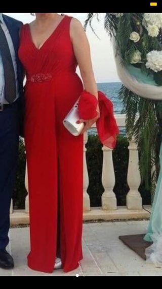 vestido fiesta Rosa Clara