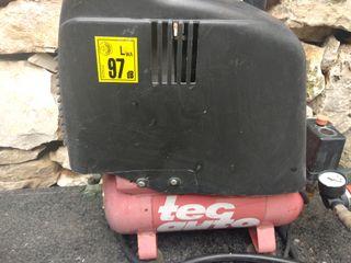 Compresor de Aire, 1,5 HP